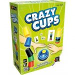 jeu de societe crazy cups