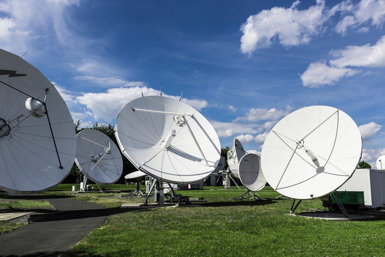 antenne satellite cite telecom pleumeur